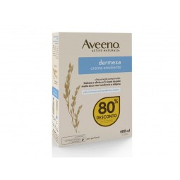 Aveeno Dermexa Creme Emoliente Duo - 2 x 200 mL - comprar Aveeno Dermexa Creme Emoliente Duo - 2 x 200 mL online - Farmácia B...