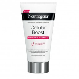 Neutrogena Cellular Boost Esfoliante Vitamina C - 75 mL - comprar Neutrogena Cellular Boost Esfoliante Vitamina C - 75 mL onl...