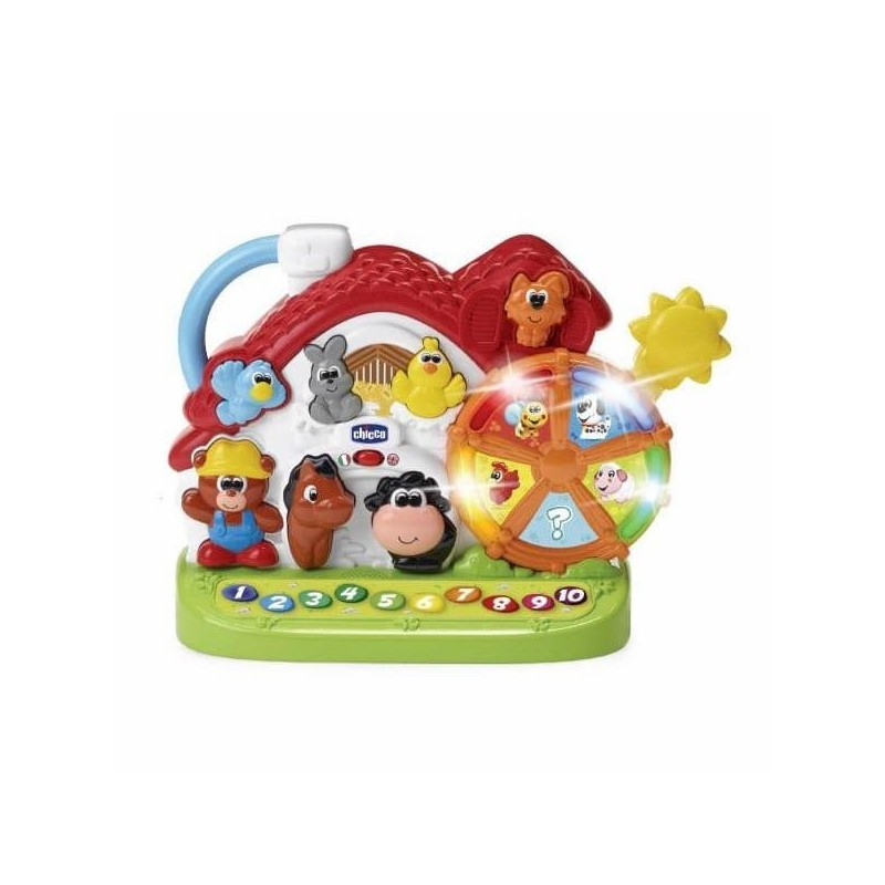 Chicco Brinquedo Quinta Interativa Bilingue - 1 brinquedo - comprar Chicco Brinquedo Quinta Interativa Bilingue - 1 brinquedo...
