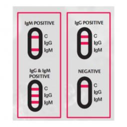 Prima Professional COVID-19 Teste Rápido Serológico Anticorpos IgG/IgM - 25 unidades - comprar Prima Professional COVID-19 Te...