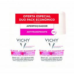 Vichy Desodorizante Roll-On Ideal Finish 48H - 2 x 50 mL - comprar Vichy Desodorizante Roll-On Ideal Finish 48H - 2 x 50 mL o...