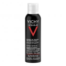 Vichy Homme Sensi Shave Mousse de Barbear - 200 mL - comprar Vichy Homme Sensi Shave Mousse de Barbear - 200 mL online - Farm...