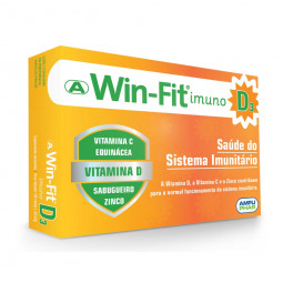 Win-Fit Imuno D3 Suplemento Alimentar - 30 comprimidos - comprar Win-Fit Imuno D3 Suplemento Alimentar - 30 comprimidos onlin...