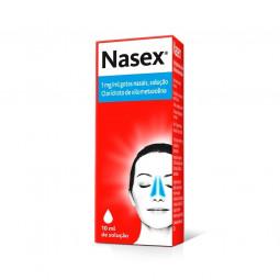 Nasex Solução Nasal 1 mg/mL - 10 mL - comprar Nasex Solução Nasal 1 mg/mL - 10 mL online - Farmácia Barreiros - farmácia de s...