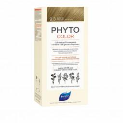 Phyto Phytocolor Coloração Permanente 9.3 Louro Muito Claro Dourado - 1 Kit de Coloração - comprar Phyto Phytocolor Coloração...