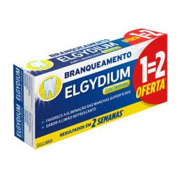 Elgydium Pasta de Dentes Branqueamento Cool Lemon - 2 x 75 mL - comprar Elgydium Pasta de Dentes Branqueamento Cool Lemon - 2...