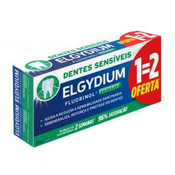 Elgydium Pasta de Dentes para Dentes Sensíveis - 2 x 75 mL - comprar Elgydium Pasta de Dentes para Dentes Sensíveis - 2 x 75 ...