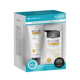 Heliocare 360° Pediatrics Loção SPF 50 + Heliocare Mineral Emulsão SPF50+ - 200 mL + 50 mL - comprar Heliocare 360° Pediatric...