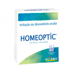 Boiron Homeoptic Colírio - 10 x 0,4 mL - comprar Boiron Homeoptic Colírio - 10 x 0,4 mL online - Farmácia Barreiros - farmáci...