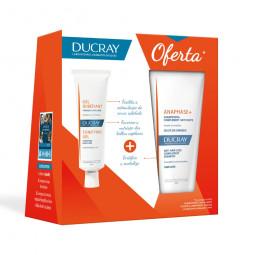 Ducray Gel Rubefaciente com Oferta Anaphase+ Champô - 30 mL + 100 mL - comprar Ducray Gel Rubefaciente com Oferta Anaphase+ C...