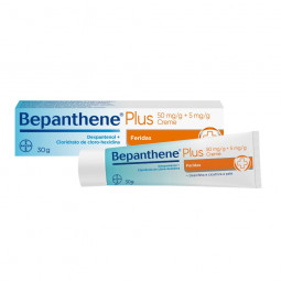 Bepanthene Plus 5/50 mg/g - 30 g - comprar Bepanthene Plus 5/50 mg/g - 30 g online - Farmácia Barreiros - farmácia de serviço