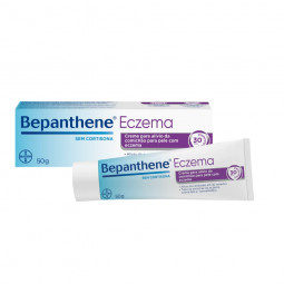 Bepanthene Eczema - 50 g - comprar Bepanthene Eczema - 50 g online - Farmácia Barreiros - farmácia de serviço