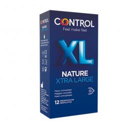 Control Nature Preservativos XL - 12 preservativos - comprar Control Nature Preservativos XL - 12 preservativos online - Farm...