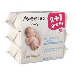 Aveeno Baby Toalhitas c/ Oferta 3ª Embalagem - 3 x 72 toalhitas - comprar Aveeno Baby Toalhitas c/ Oferta 3ª Embalagem - 3 x ...