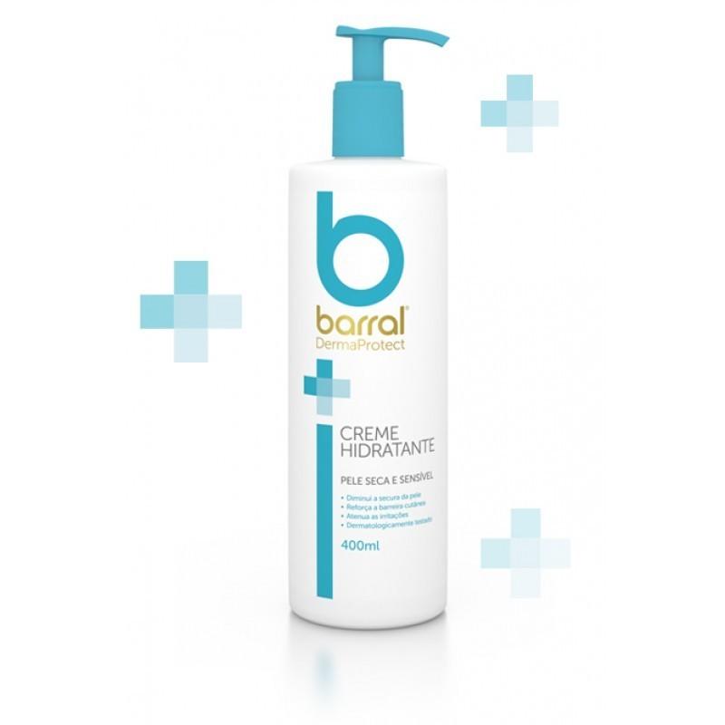 Barral DermaProtect Creme Hidratante - 1000 mL - comprar Barral DermaProtect Creme Hidratante - 1000 mL online - Farmácia Bar...