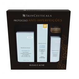 SkinCeuticals Coffret Prevent & Protect Anti-imperfeições - 30 mL + 30 mL + 15 mL - comprar SkinCeuticals Coffret Prevent & P...