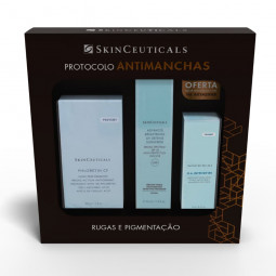 SkinCeuticals Coffret Prevent & Protect Antimanchas - 30 mL + 40 mL + 15 mL - comprar SkinCeuticals Coffret Prevent & Protect...
