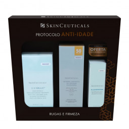 SkinCeuticals Coffret Prevent & Protect Anti-idade - 30 mL + 50 mL + 15 mL - comprar SkinCeuticals Coffret Prevent & Protect ...