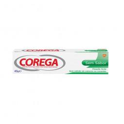 Corega Sem Sabor Creme Fixador com 20% de desconto - 40 g - comprar Corega Sem Sabor Creme Fixador com 20% de desconto - 40 g...