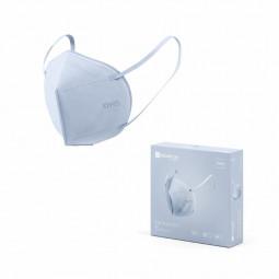 Máscaras KN95 Matrix Cor Sky - 5 unidades - comprar Máscaras KN95 Matrix Cor Sky - 5 unidades online - Farmácia Barreiros - f...
