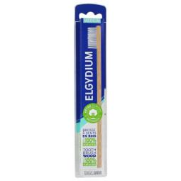 Elgydium Escova de Dentes Wood Média - 1 Unidade - comprar Elgydium Escova de Dentes Wood Média - 1 Unidade online - Farmácia...