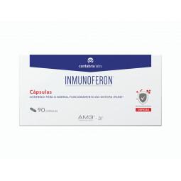 Inmunoferon Sistema Imunitário Suplemento Alimentar - 90 cápsulas - comprar Inmunoferon Sistema Imunitário Suplemento Aliment...