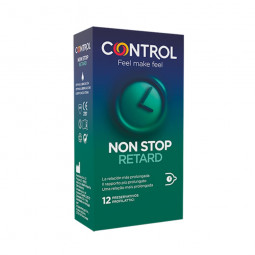 Control Preservativos Non Stop Retard - 12 preservativos - comprar Control Preservativos Non Stop Retard - 12 preservativos o...