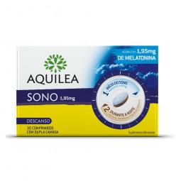 Aquilea Sono 1,95mg Melatotina Suplemento Alimentar - 30 comprimidos - comprar Aquilea Sono 1,95mg Melatotina Suplemento Alim...