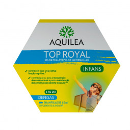 Aquilea Top Royal Infans Suplemento Alimentar - 20 ampolas - comprar Aquilea Top Royal Infans Suplemento Alimentar - 20 ampol...