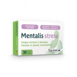 Mentalis Stress Suplemento Alimentar - 30 cápsulas - comprar Mentalis Stress Suplemento Alimentar - 30 cápsulas online - Farm...