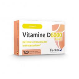 Vitamine D6000 Suplemento Alimentar - 120 comprimidos - comprar Vitamine D6000 Suplemento Alimentar - 120 comprimidos online ...