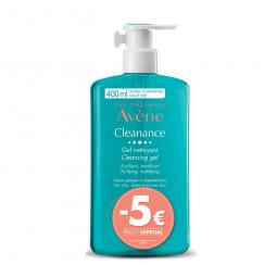 Avène Cleanance Gel de Limpeza Pele Oleosa Preço Especial - 400 mL - comprar Avène Cleanance Gel de Limpeza Pele Oleosa Preço...