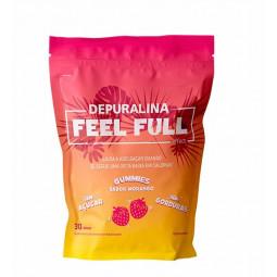 Depuralina Feel Full Suplemento Alimentar - 30 gomas - comprar Depuralina Feel Full Suplemento Alimentar - 30 gomas online - ...