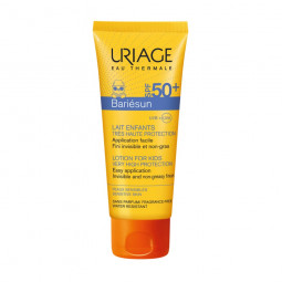 Uriage Bariésun Leite Infantil SPF 50+ - 100 mL - comprar Uriage Bariésun Leite Infantil SPF 50+ - 100 mL online - Farmácia B...