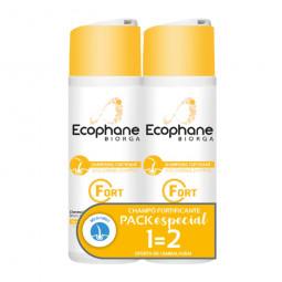 Ecophane Biorga Champô Fortificante Antiqueda - 2 x 200 mL - comprar Ecophane Biorga Champô Fortificante Antiqueda - 2 x 200 ...