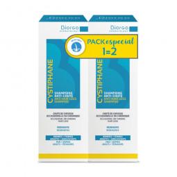 Cystiphane Biorga Champô Antiqueda - 2 x 200 mL - comprar Cystiphane Biorga Champô Antiqueda - 2 x 200 mL online - Farmácia B...