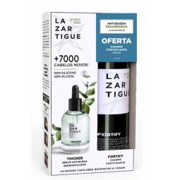 Lazartigue Thicker Sérum Redensificante com Oferta de Fortify Champô Fortificante - 50 mL + 250 mL - comprar Lazartigue Thick...