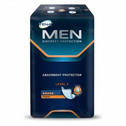 Tena Men Absorvente Protector Level 3 - 16 unidades - comprar Tena Men Absorvente Protector Level 3 - 16 unidades online - Fa...