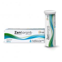 Zentorant 600 mg Tosse com Expetoração - 20 comprimidos efervescentes - comprar Zentorant 600 mg Tosse com Expetoração - 20 c...
