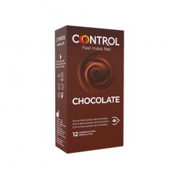 Control Essence Preservativos Chocolate - 12 preservativos - comprar Control Essence Preservativos Chocolate - 12 preservativ...
