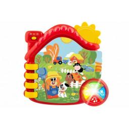 Chicco Brinquedo Livro da Quinta Bilingue - 1 brinquedo - comprar Chicco Brinquedo Livro da Quinta Bilingue - 1 brinquedo onl...
