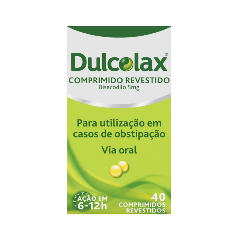 Dulcolax Comprimidos 5 mg - 40 comprimidos - comprar Dulcolax Comprimidos 5 mg - 40 comprimidos online - Farmácia Barreiros -...