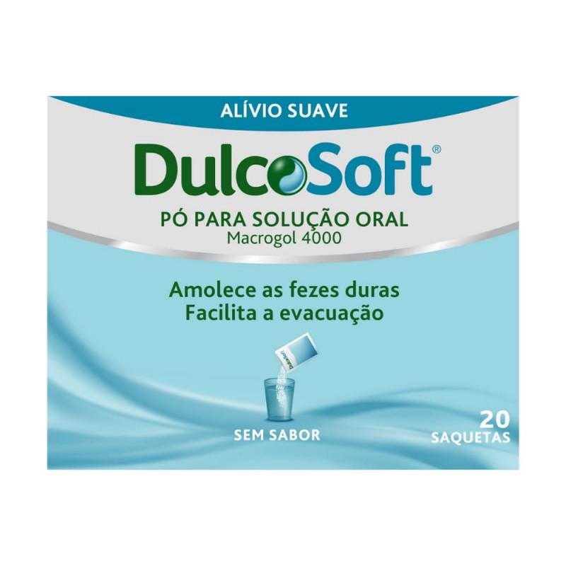 Dulcosoft - 20 saquetas - comprar Dulcosoft - 20 saquetas online - Farmácia Barreiros - farmácia de serviço
