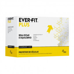 Ever Fit Plus Suplemento Alimentar - 90 comprimidos - comprar Ever Fit Plus Suplemento Alimentar - 90 comprimidos online - Fa...