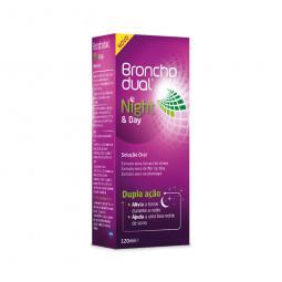 Bronchodual Night & Day Xarope - 120 mL - comprar Bronchodual Night & Day Xarope - 120 mL online - Farmácia Barreiros - farmá...