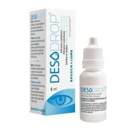 Desodrop Solução Oftálmica - 8 mL - comprar Desodrop Solução Oftálmica - 8 mL online - Farmácia Barreiros - farmácia de serviço