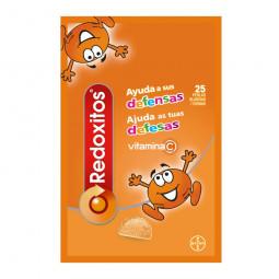 Redoxitos Vitamina C - 25 gomas - comprar Redoxitos Vitamina C - 25 gomas online - Farmácia Barreiros - farmácia de serviço