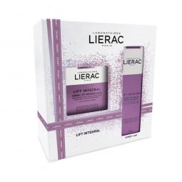 Lierac Coffret Lift Integral Creme Tensor Remodelante + Sérum Tensor Contorno de Olhos - 50 mL + 15 mL - comprar Lierac Coffr...