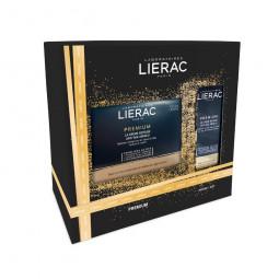 Lierac Coffret Premium Creme Sedoso + Cuidado Contorno de Olhos - 50 mL + 15 mL - comprar Lierac Coffret Premium Creme Sedoso...