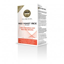 Gold Nutrition Red Yeast Rice - 60 cápsulas - comprar Gold Nutrition Red Yeast Rice - 60 cápsulas online - Farmácia Barreiros...